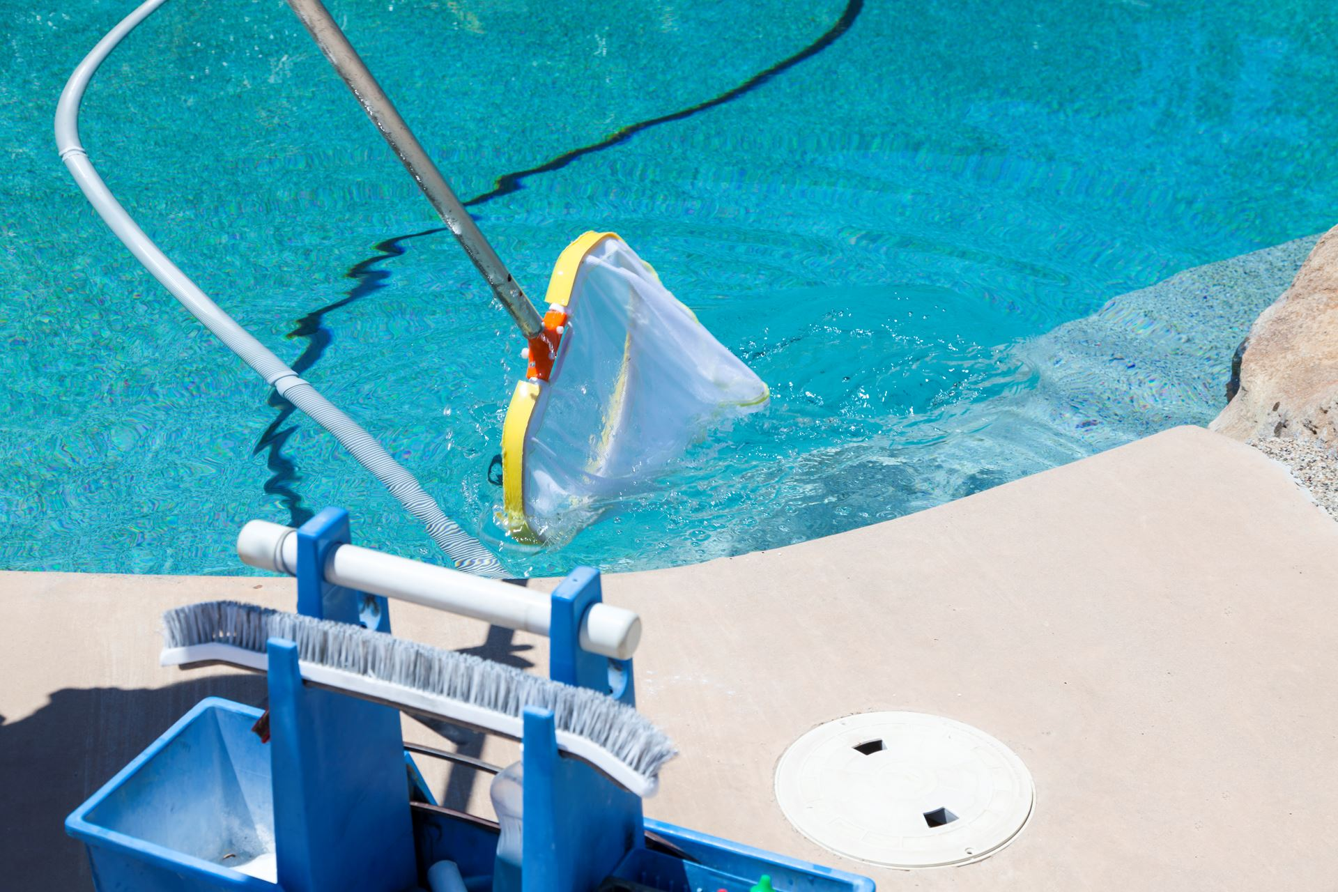 Picture for category Pool Maintenance Programs